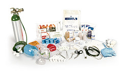 TK5111 trauma & Airway Management kit