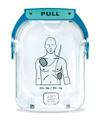 M5071A Philips AED Pads M5071A Phillips Heartstart Defibrillator