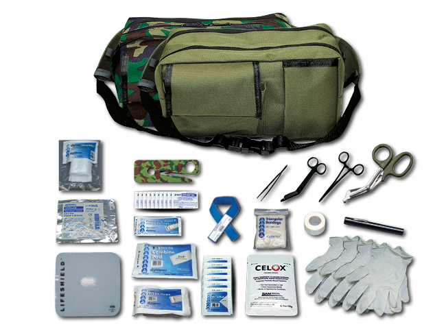 EMI Battle Pac millitary trauma kit