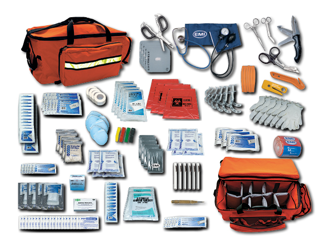 EMI Multi Response Trauma Kit